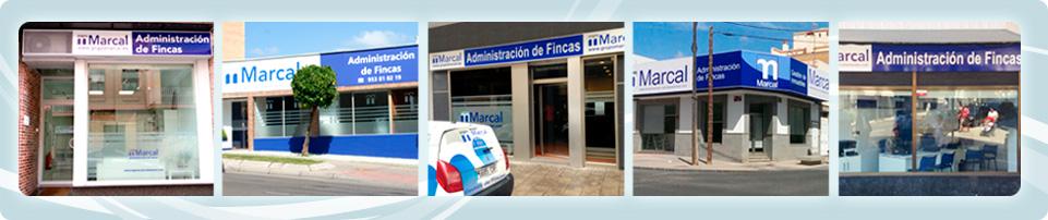 Administracion de fincas Marcal en Donosti